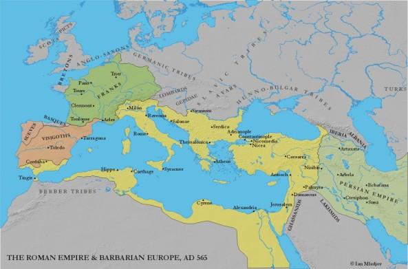 Under Justinian I